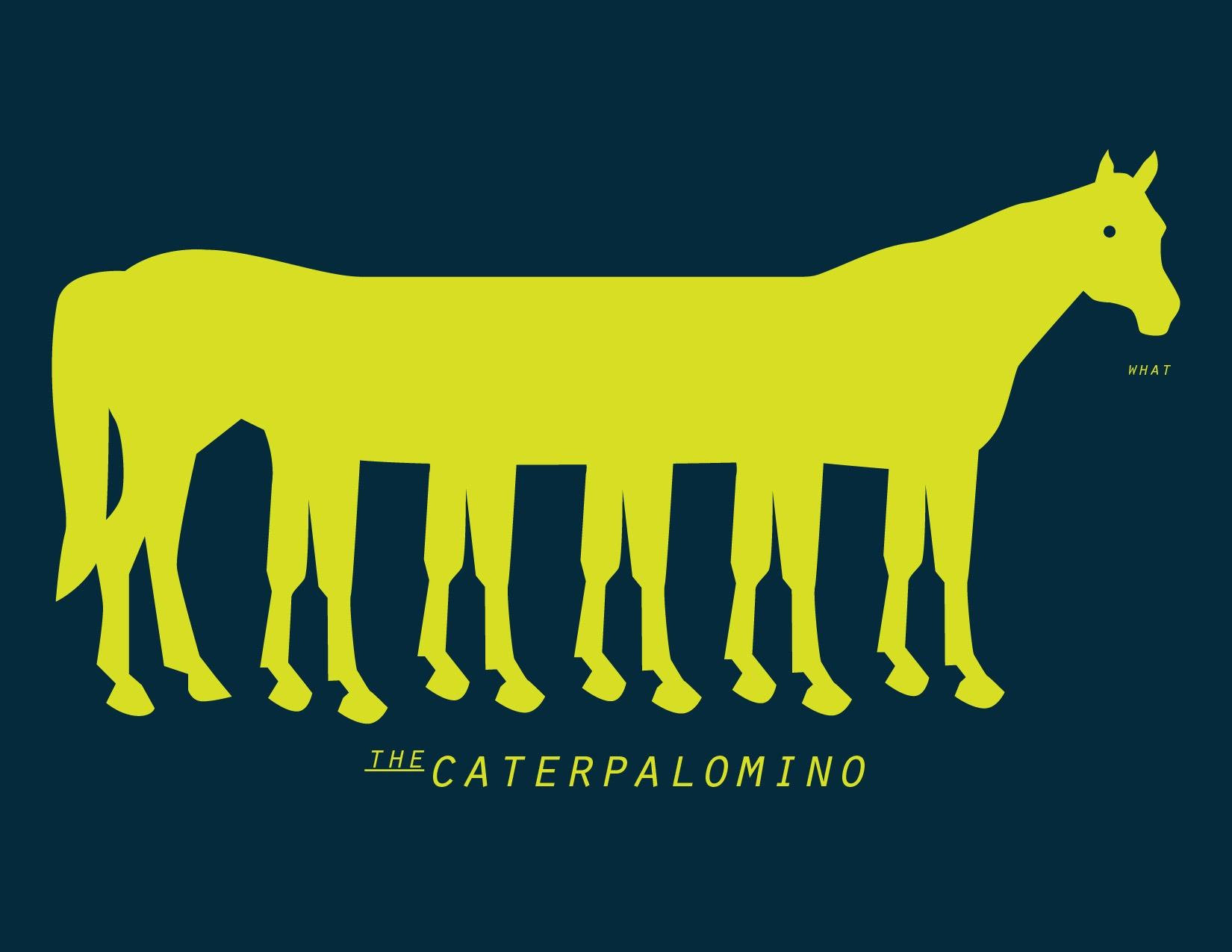 day 63: caterpalomino