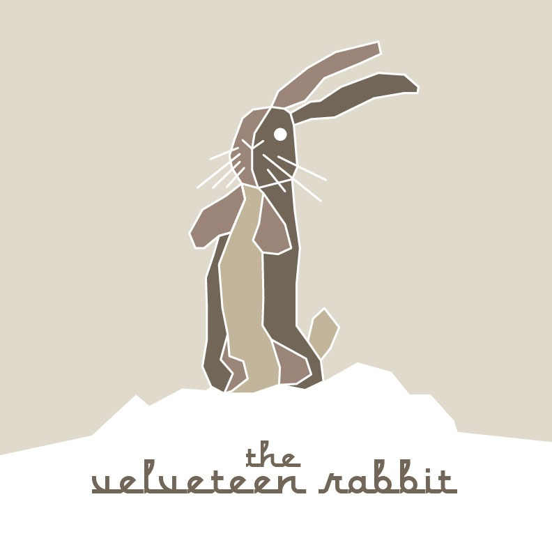 day 110: velveteen rabbit