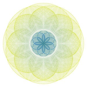 Guilloche Patterns By Emily Longbrake