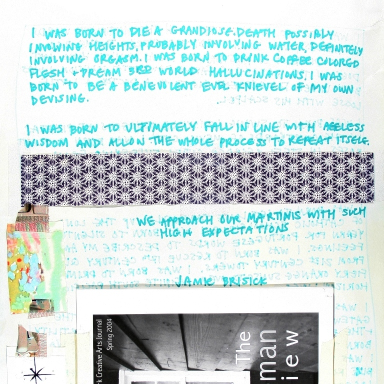 day 139: words on paper