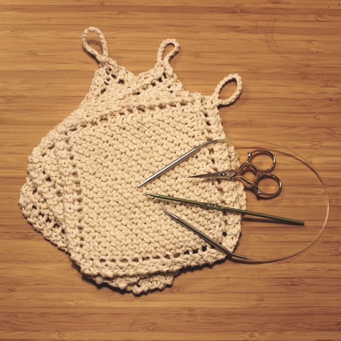 Day 151: Knitting 101