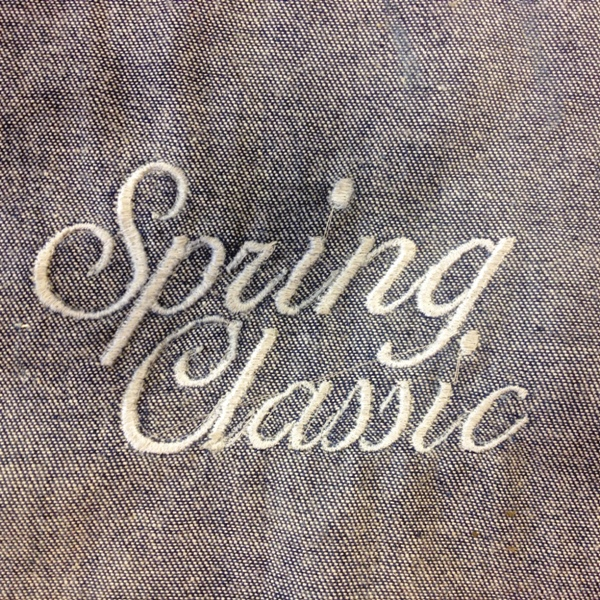 Day 248: Spring Classic Embroidery