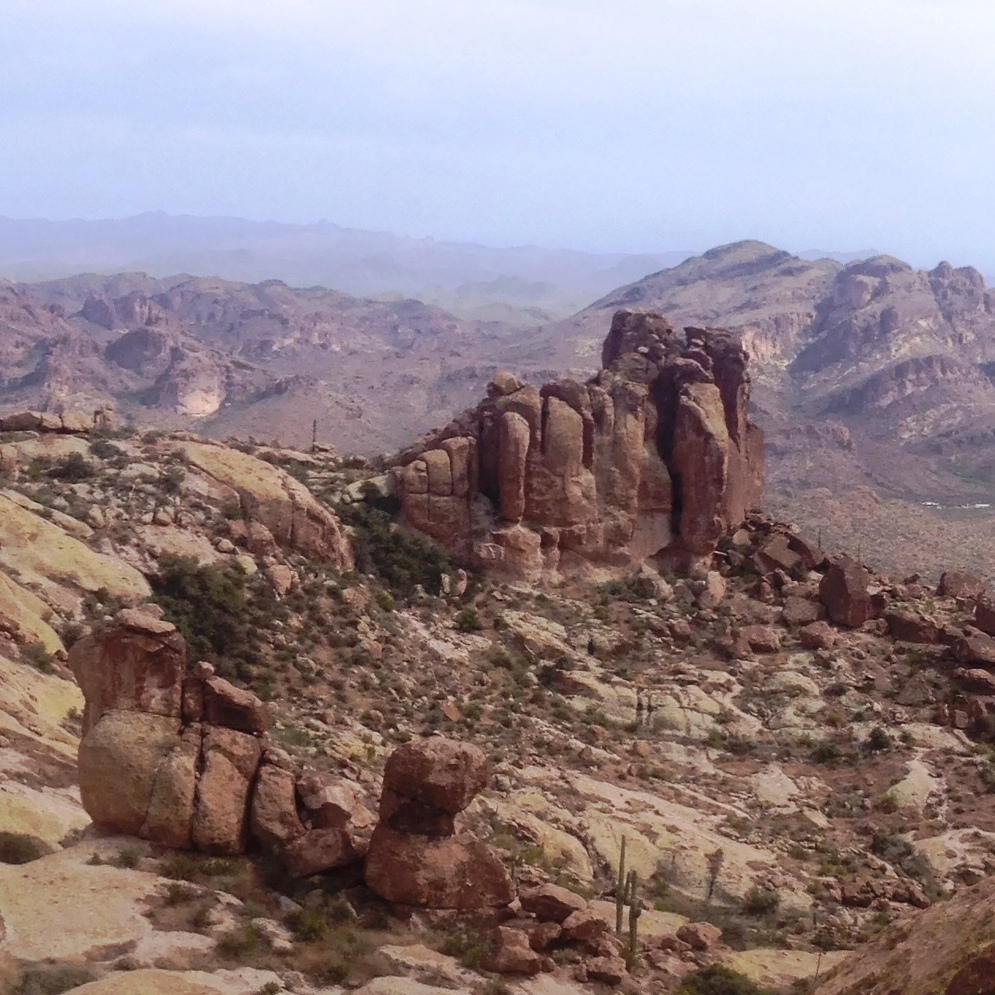 day 240: peralta trail and geronimo cave