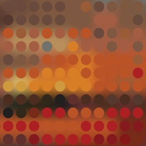 Sunset Object Mosaic 03
