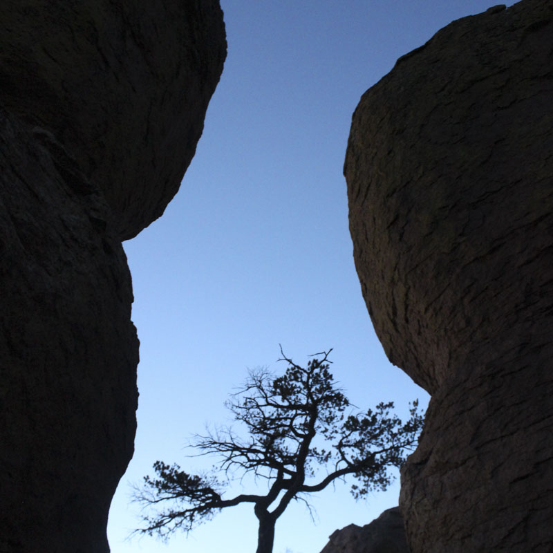 Chiracahua National Monument Featured