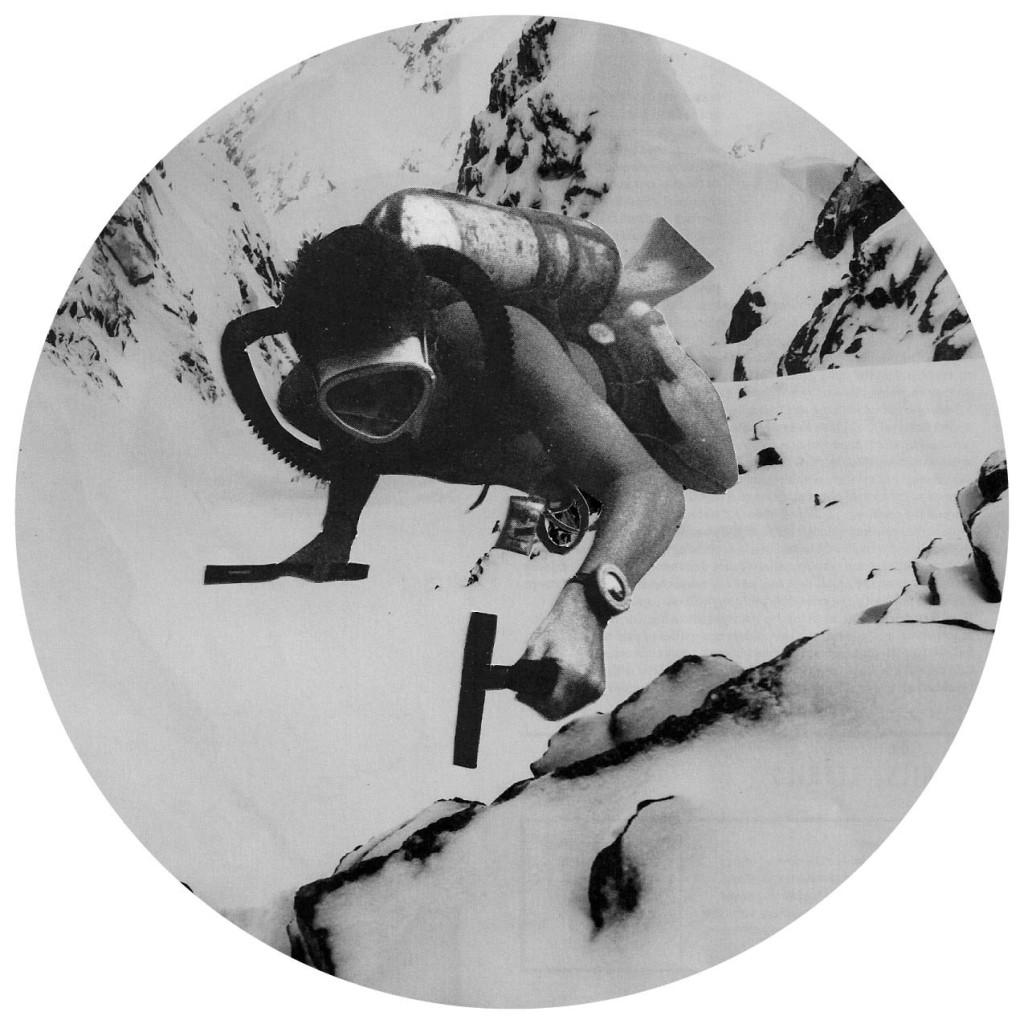 snow diver