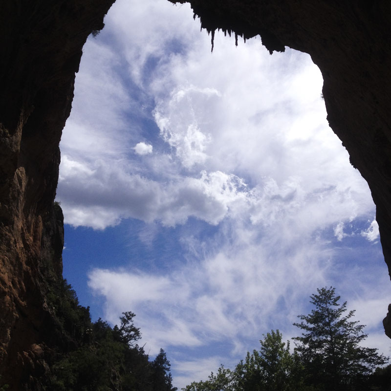 Day 277: Tonto Natural Bridge State Park