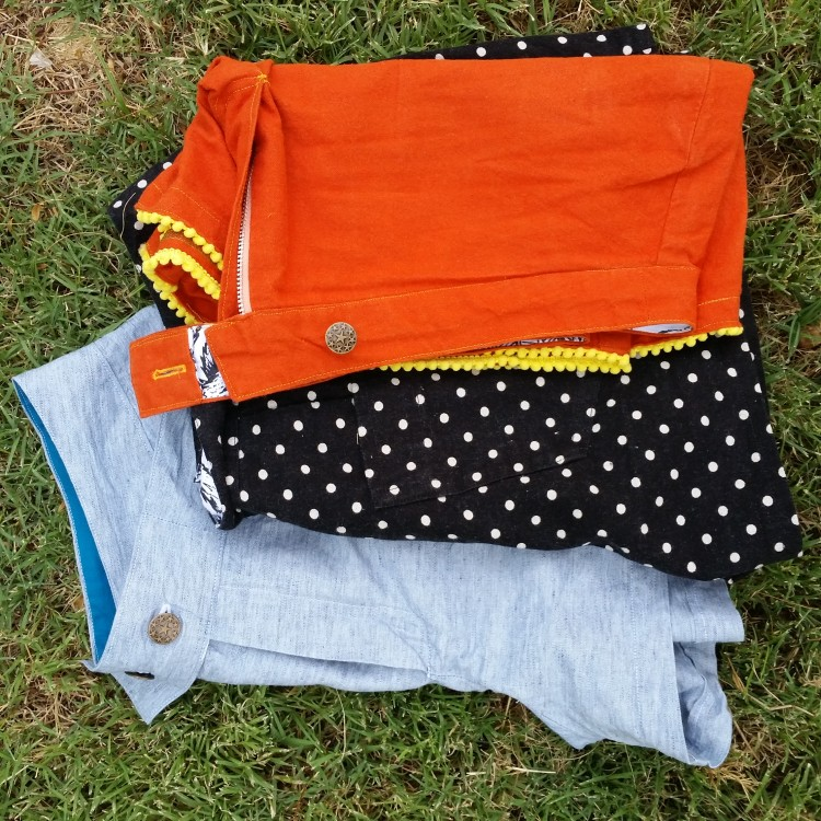 Day 354: Linen Short Shorts