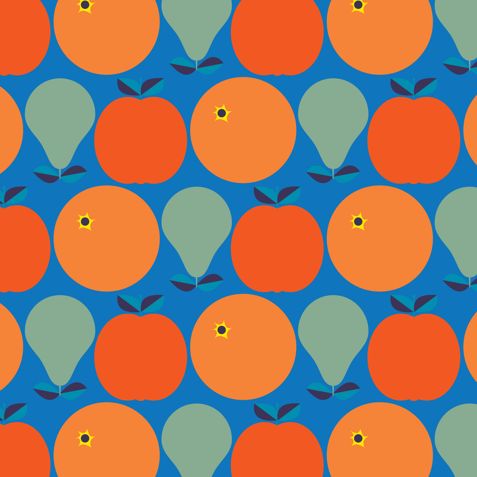 day 305: fruity patterns