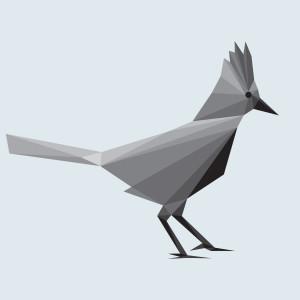 Geometric Bird Patterns 03