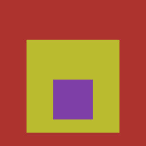Josef Albers Square Tribute 05