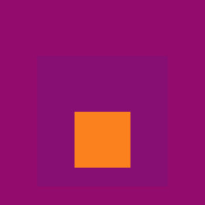 Josef Albers Square Tribute 07