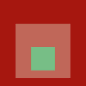 Josef Albers Square Tribute 08