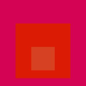 Josef Albers Square Tribute 09