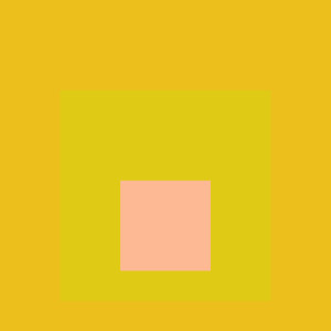 Josef Albers Square Tribute 17