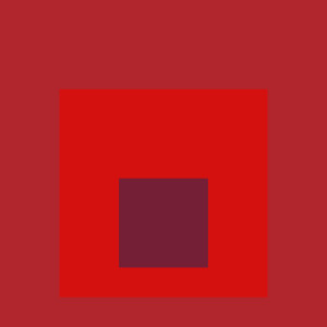 Josef Albers Square Tribute 18