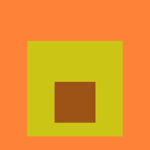 Josef Albers Square Tribute 19