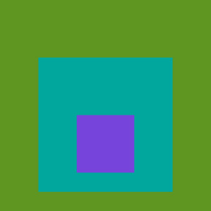 Josef Albers Square Tribute 21
