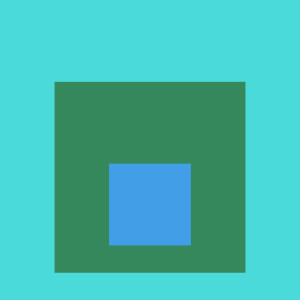 Josef Albers Square Tribute 23