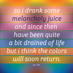 Melancholy Juice 04