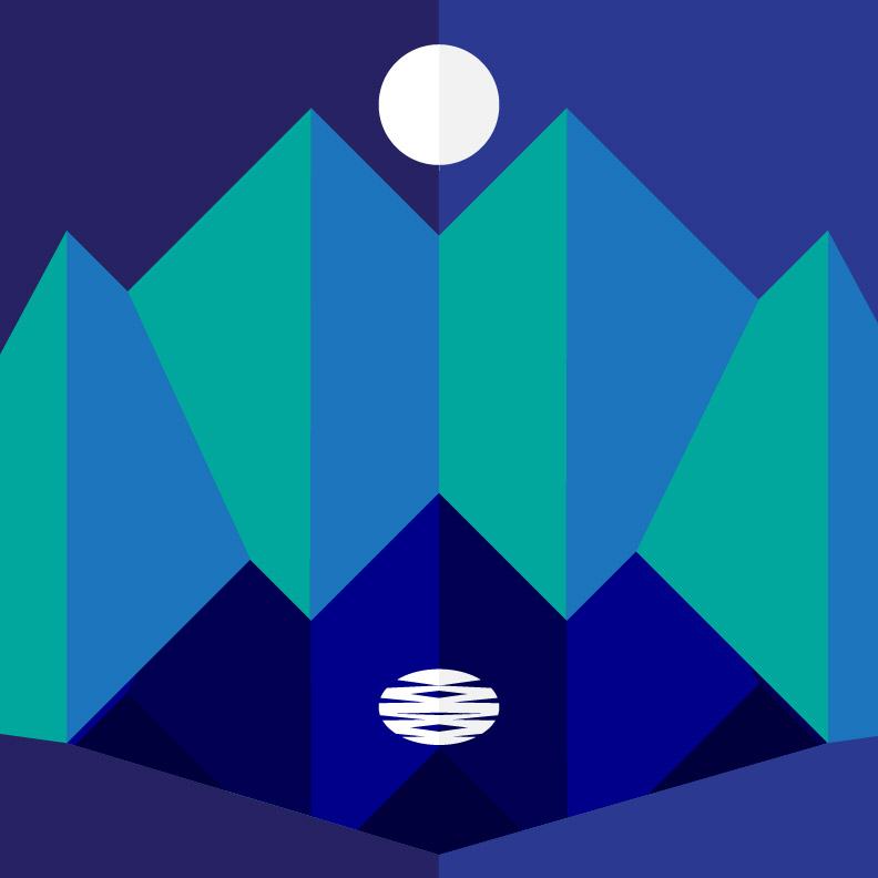 mountainous illustrations-01