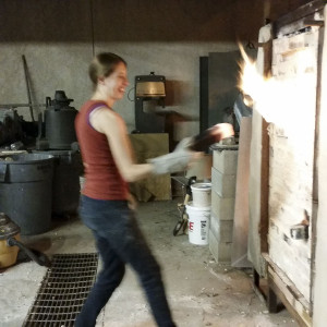 Soda Firing With Heather