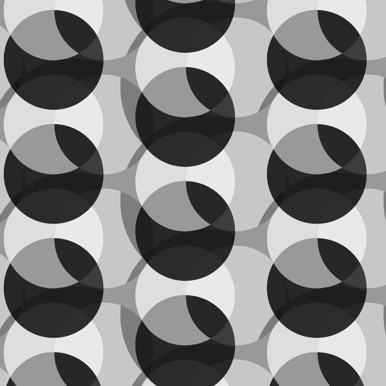 Three Circle Pattern 06