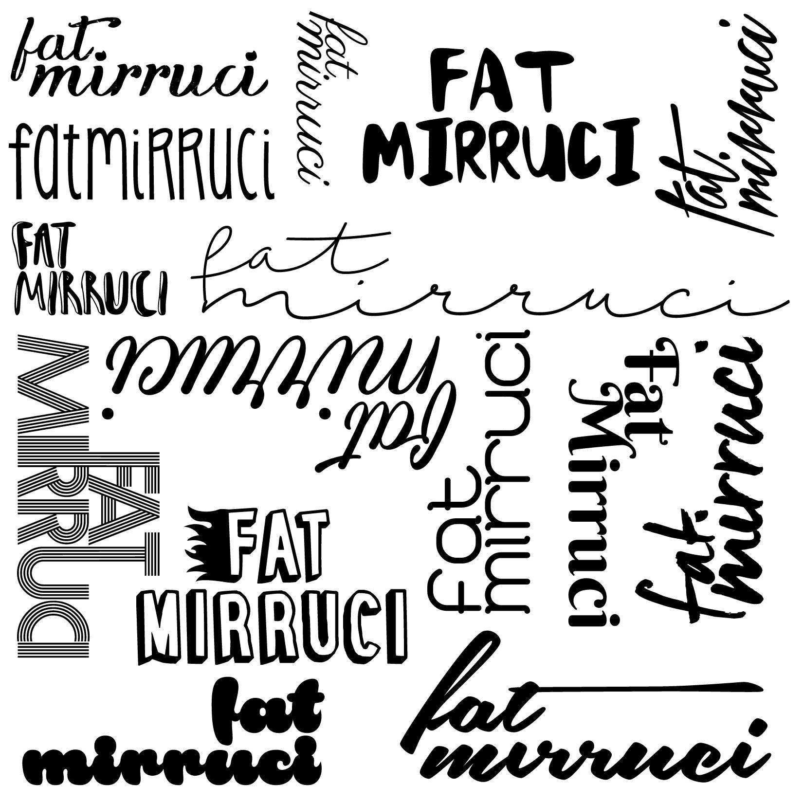 Fat Mirruci Logos