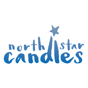North Star Candles Logo 09