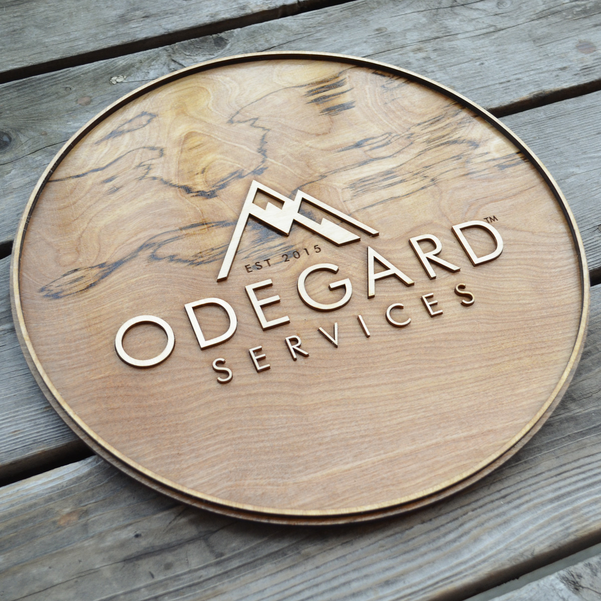 odegard services sign