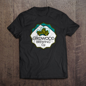 Girdwood Brewing Co Tee