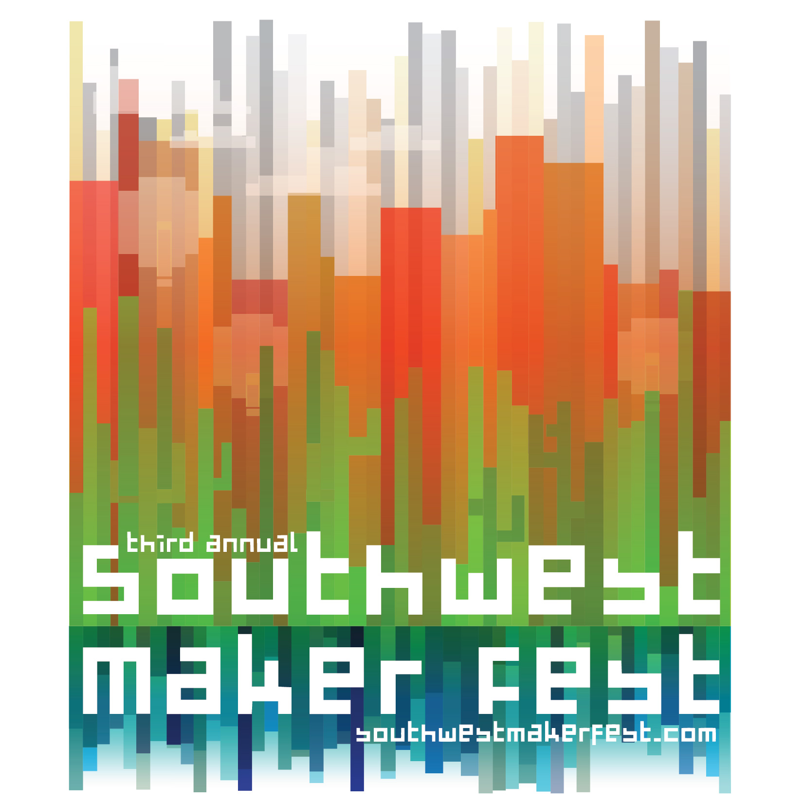 Southwest Maker Fest Poster Design Contest