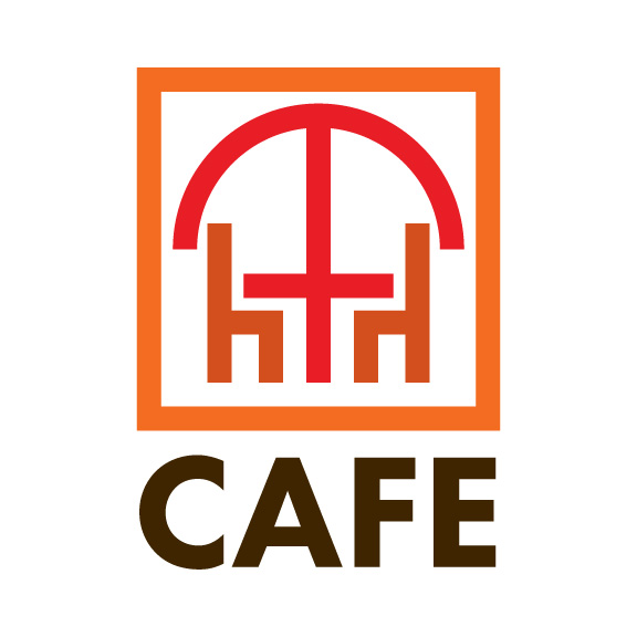 heart to heart cafe logo design-03