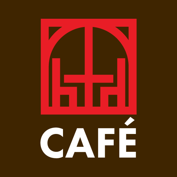 heart to heart cafe logo design-06