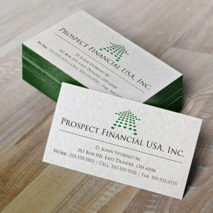 Prospect Usa Business Cards