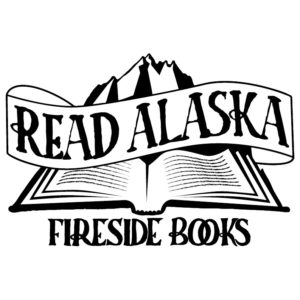 Read Alaska Fireside Books Logo Design 02