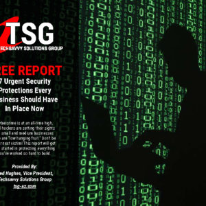 Tsg Security Report Page 1