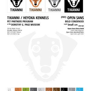 Tikanni Sled Dog Heyoka Kennels Pet Partners Program 01