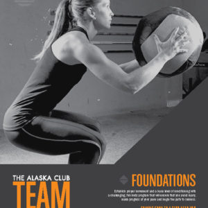 The Alaska Club Team Training Posters 3