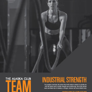 The Alaska Club Team Training Posters 5