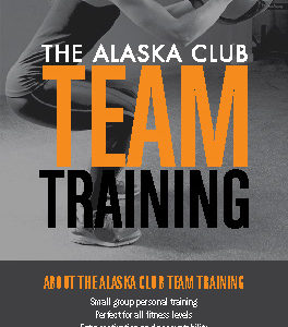 The Alaska Club Team Training Posters 6