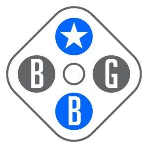 Bbg Keypad Only Gray Blue 1200