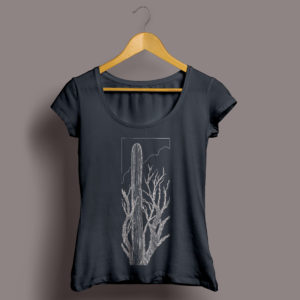 Ironwood Tee Gray