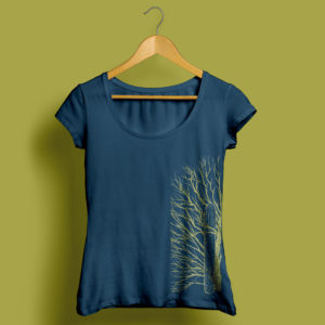 Palo Verde Tee Blue