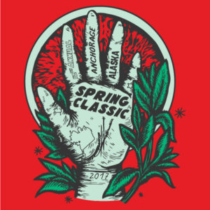 Spring Classic 12 2017 Tshirt Design 3