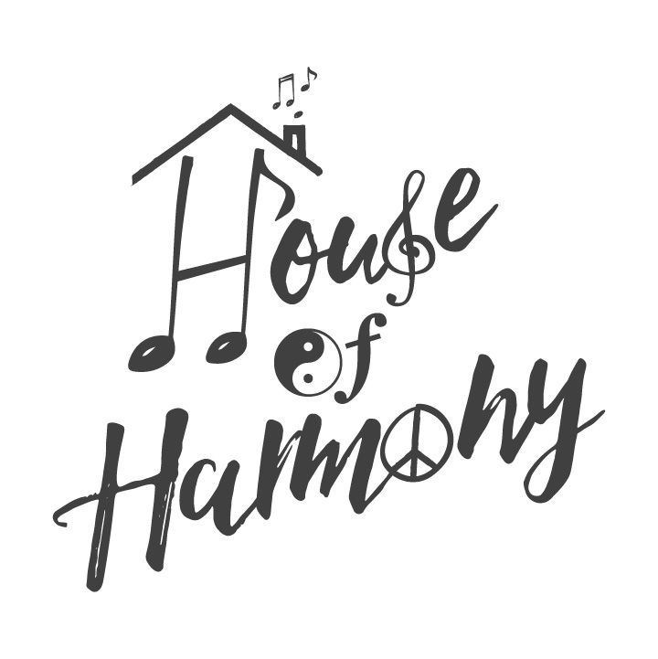 House Of Harmony | Youth Choir Logo Design