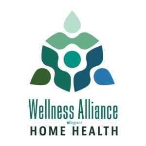 Wellness Alliance Home Health Logo Designs
