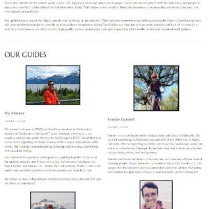 Alaska Trail Guides About
