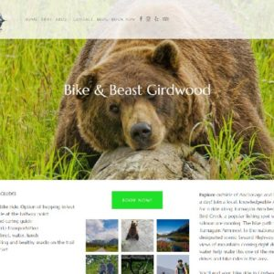 Alaska Trail Guides Bike & Beast