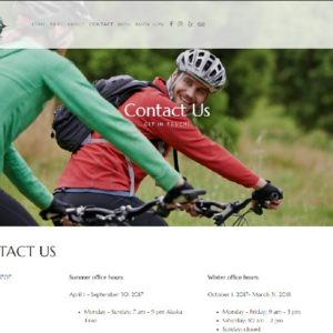 Alaska Trail Guides Contact
